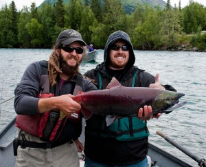 Sockeye Salmon - Fly Fishing in Alaska