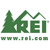 Rei logo fly fishing rod reel and gear reviews and news for Rei fishing gear