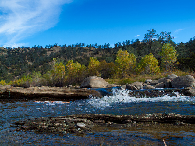 The best rivers to fly fish in california fly fishing for Best fishing in california