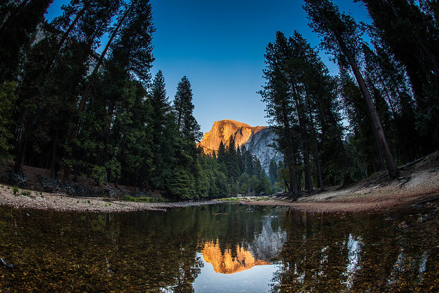 The best rivers to fly fish in California - Yosemite National Park - Fly fish for fun