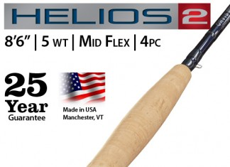 Orvis Helios 2 Fly Rod