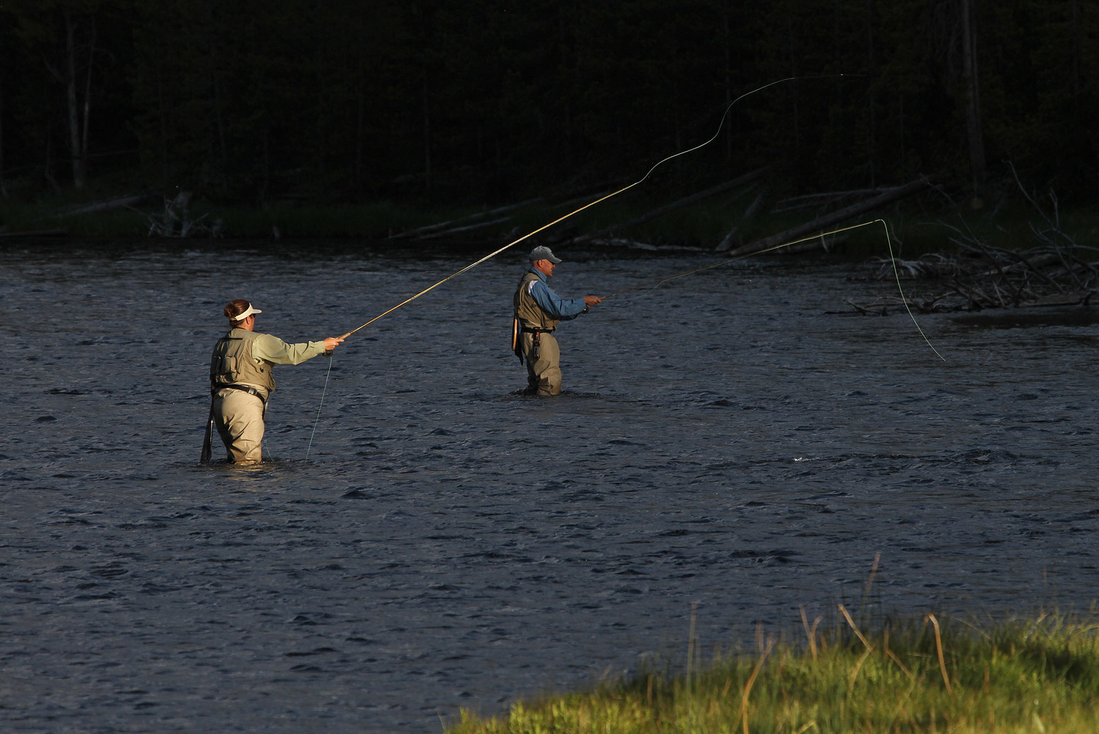 The best places to fly fish in wyoming fly fishing rod for Best fly fishing